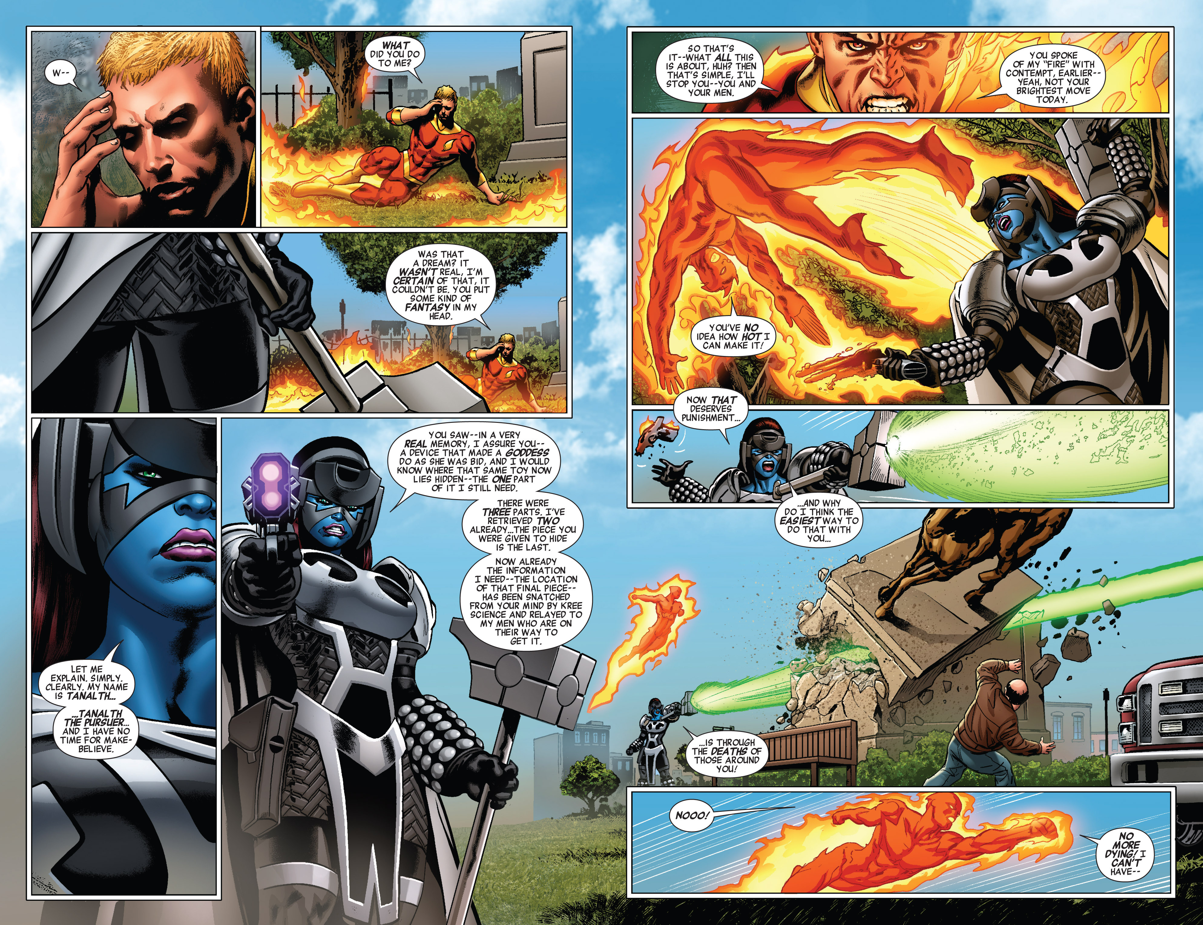 Read online All-New Invaders comic -  Issue #1 - 14