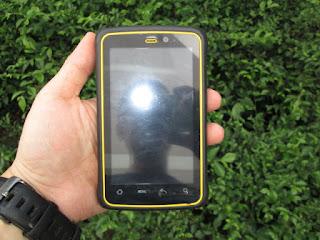 hape outdoor Winmate E430 scanner