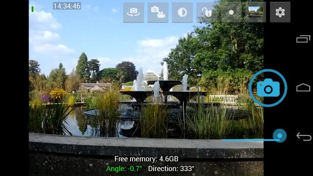 إلتقط صورك و سجل فيديوهاتك بإحترفية عبر إستعمال هاتفك مع هذا التطبيق