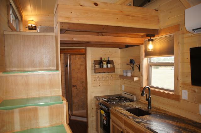 Prairie Schooner tiny house