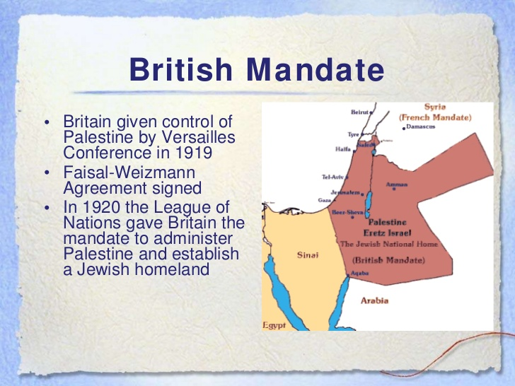 The Forgotten Truth about the Balfour Declaration