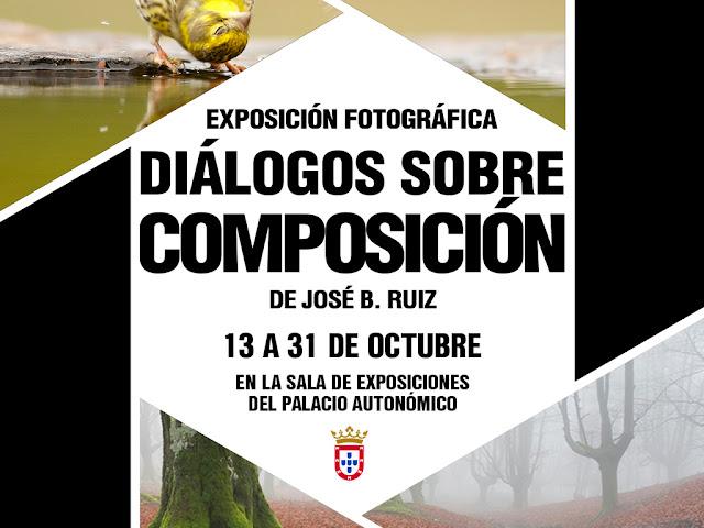 Exposición 'Diálogos sobre composicion' de José Benito Ruiz