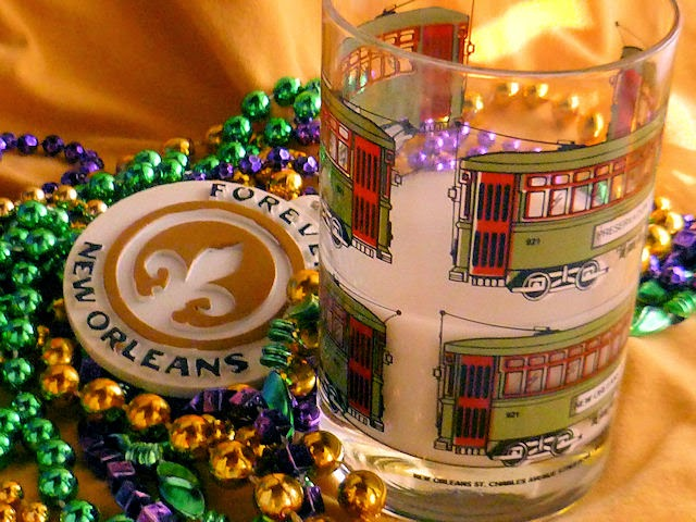King Cake & Coffee Cocktail