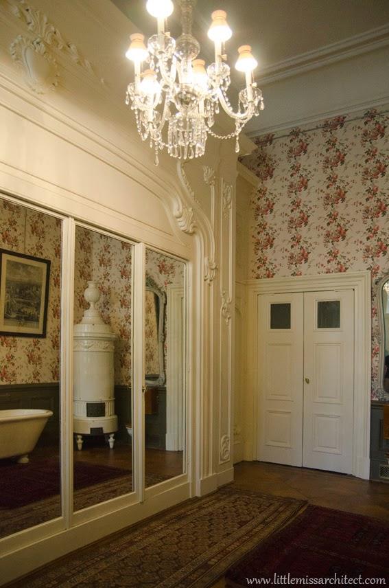 XIX wieczna łazienka Pszczyna