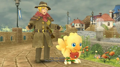 Chocobo's Mystery Dungeon Every Buddy Review
