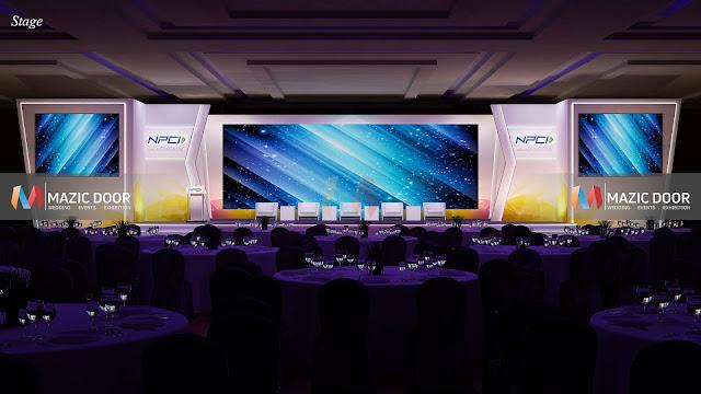 NPCI Conference Setup Design 05