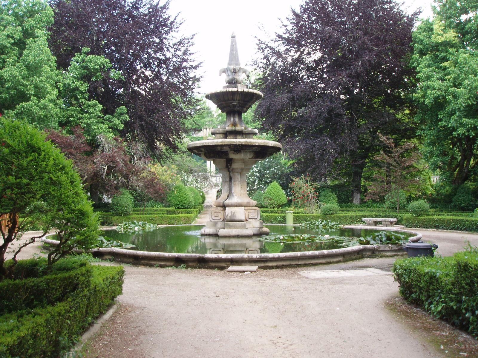 Metido en jardines jard n bot nico de co mbra el jardin for Informacion sobre el jardin botanico