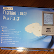 Santamedical PM-180 Rechargeable Tens Unit Electronic Pulse Massager