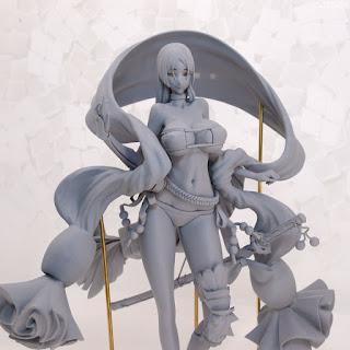 Fate/Grand Order - Minamoto no Raikou Lancer (Aquamarine)