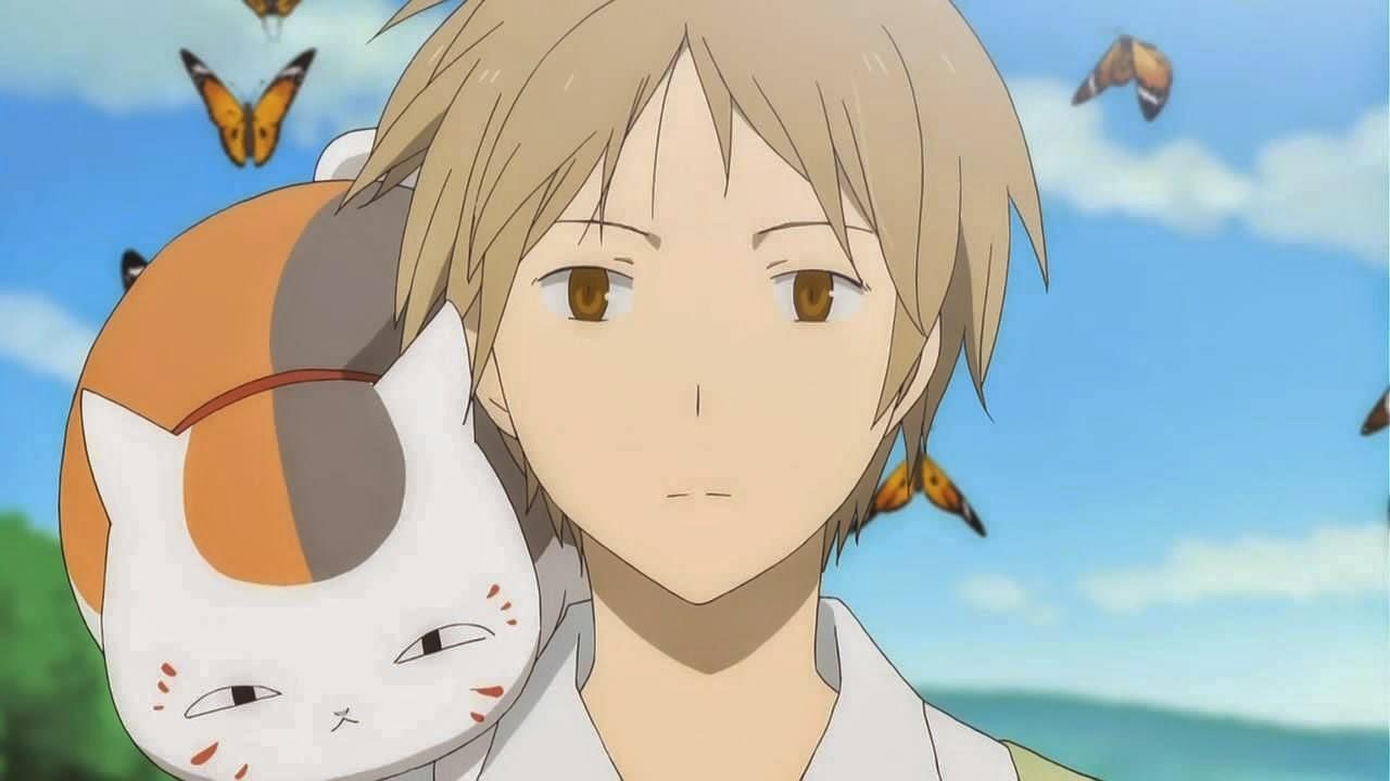 Kết quả hình ảnh cho Natsume Yuujinchou anime