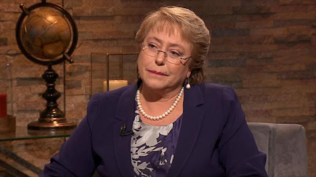 Bachelet dejará actividad política cuando se termine su mandato