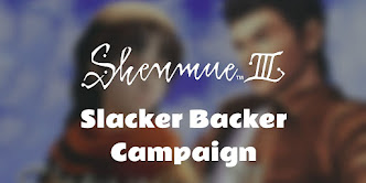 Slacker Backer Campaign