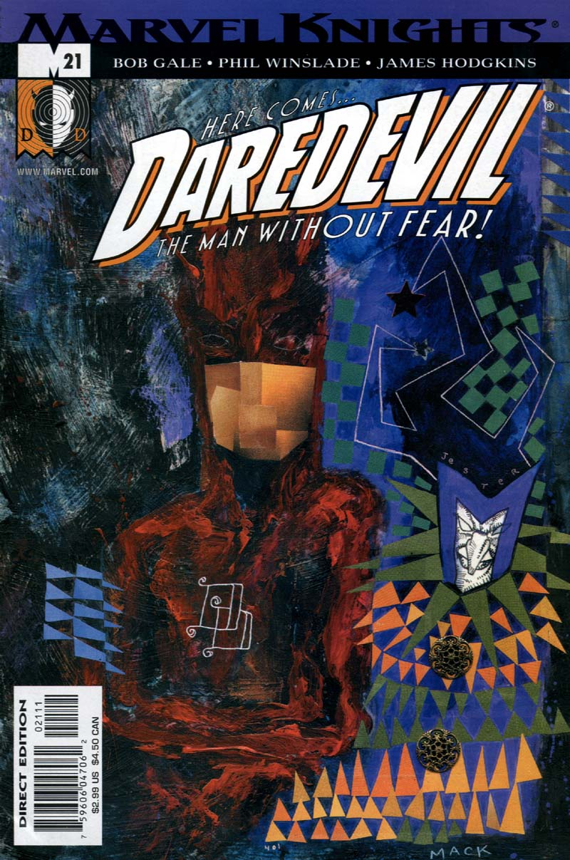 Daredevil (1998) 21 Page 1
