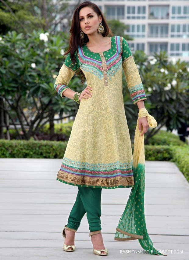 fashion amp style anarkali new latest frocks fancy dress