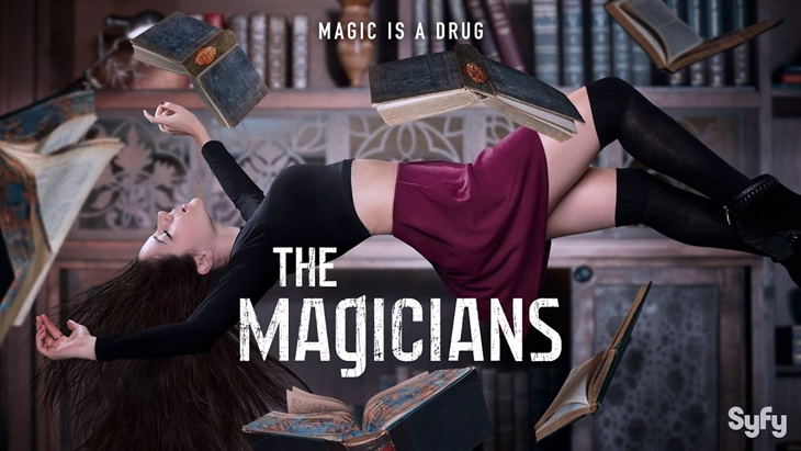 The magicians e as facetas da magia