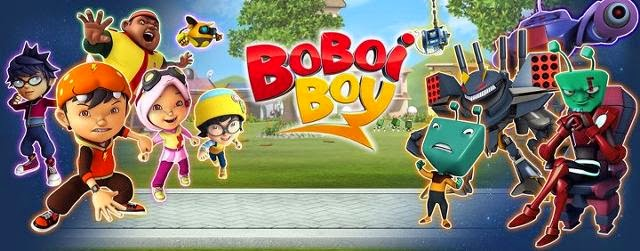 Film Kartun Boboiboy Episode Terakhir Full Movie
