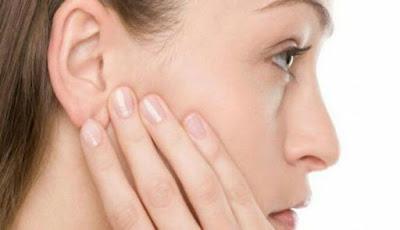 Telinga sakit