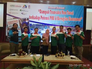 Seminar Nasional Dampak Transaksi Non Tunai serikat pekerja linfox