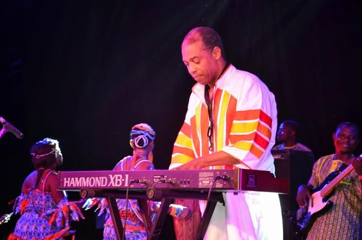 18 Femi Kuti Dazzled At Legend Extra Stout Re Launch