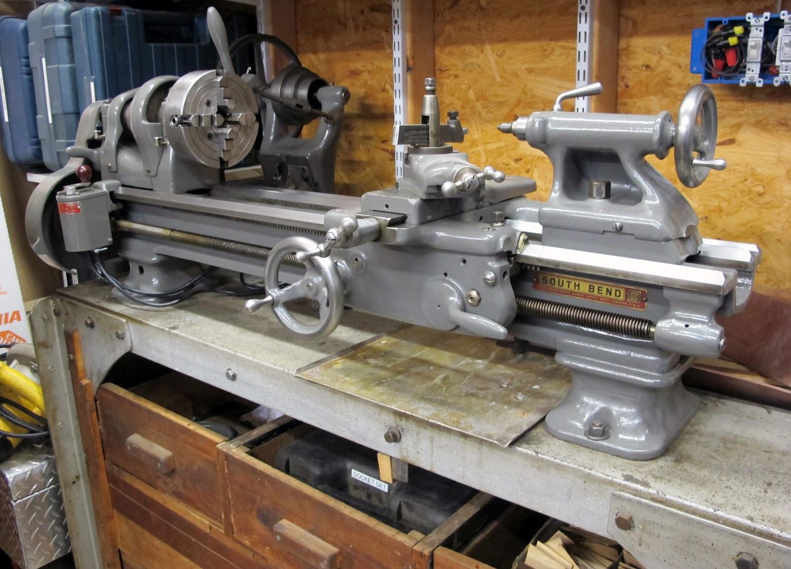 south bend workshop lathe