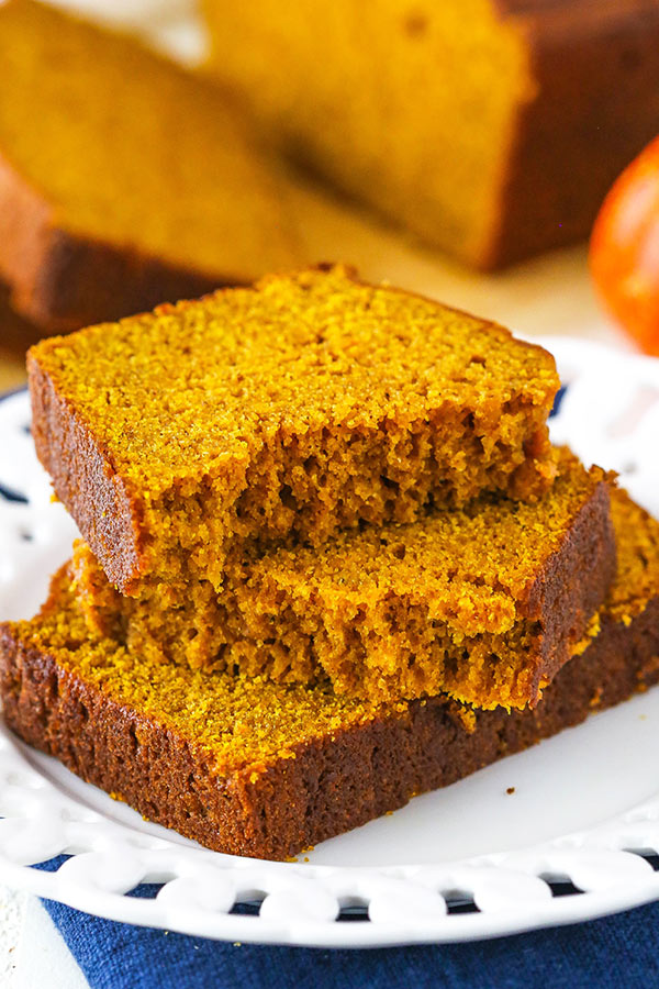 Pumpkin Bread Recipe | Breakfast Care