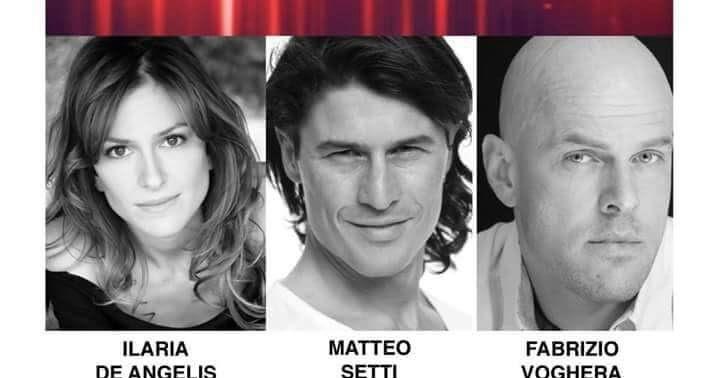 """""""Sound Track - Canzoni da vedere"""", con Fabrizio Voghera, Ilaria Deangelis e Matteo Setti"""