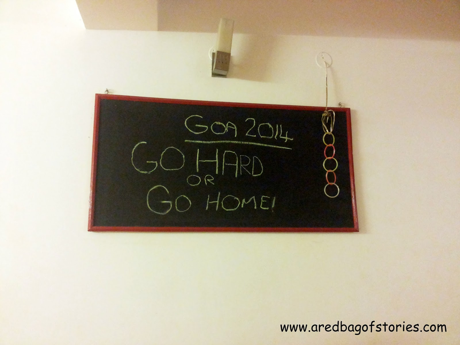 Red Door Hostel Goa
