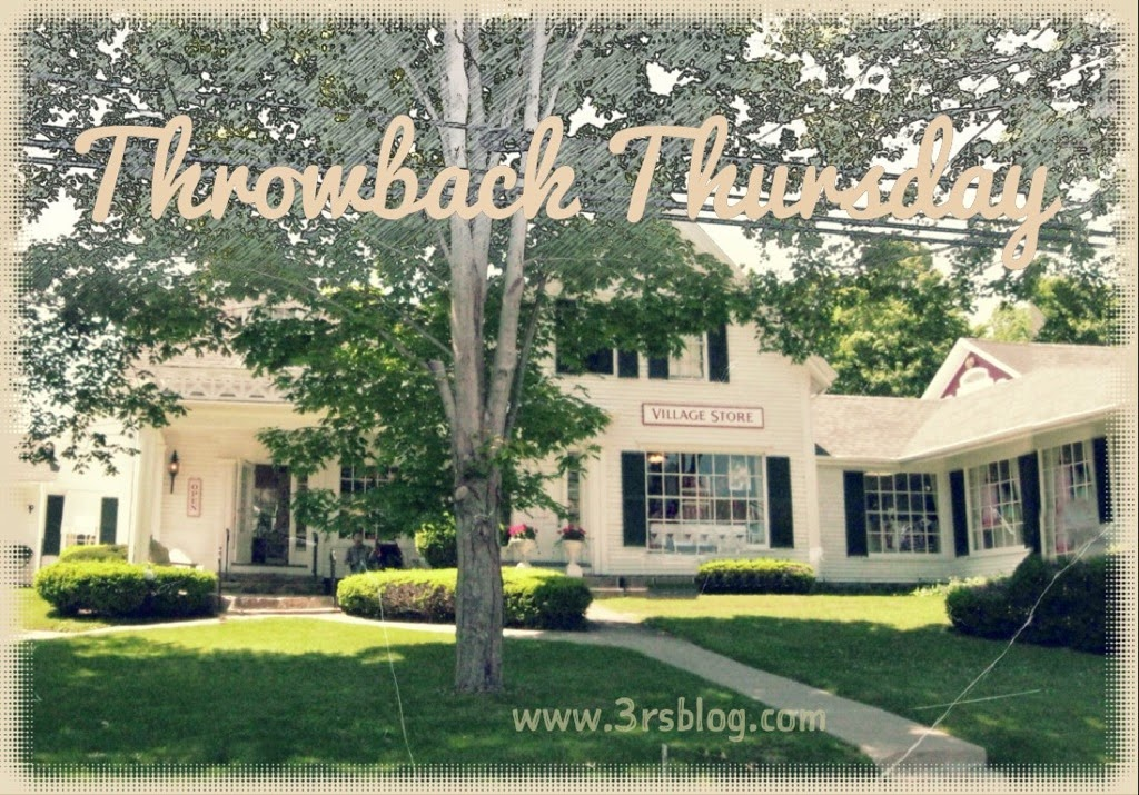 ThrowbackThursday 3rsblog
