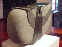 Sculpture en granite 2008