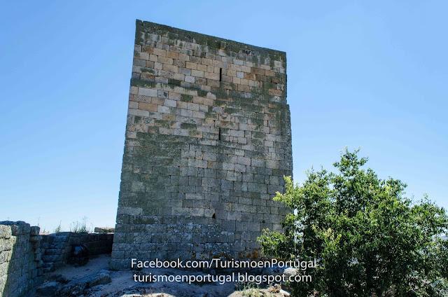 Introducción al castillo de Marialva