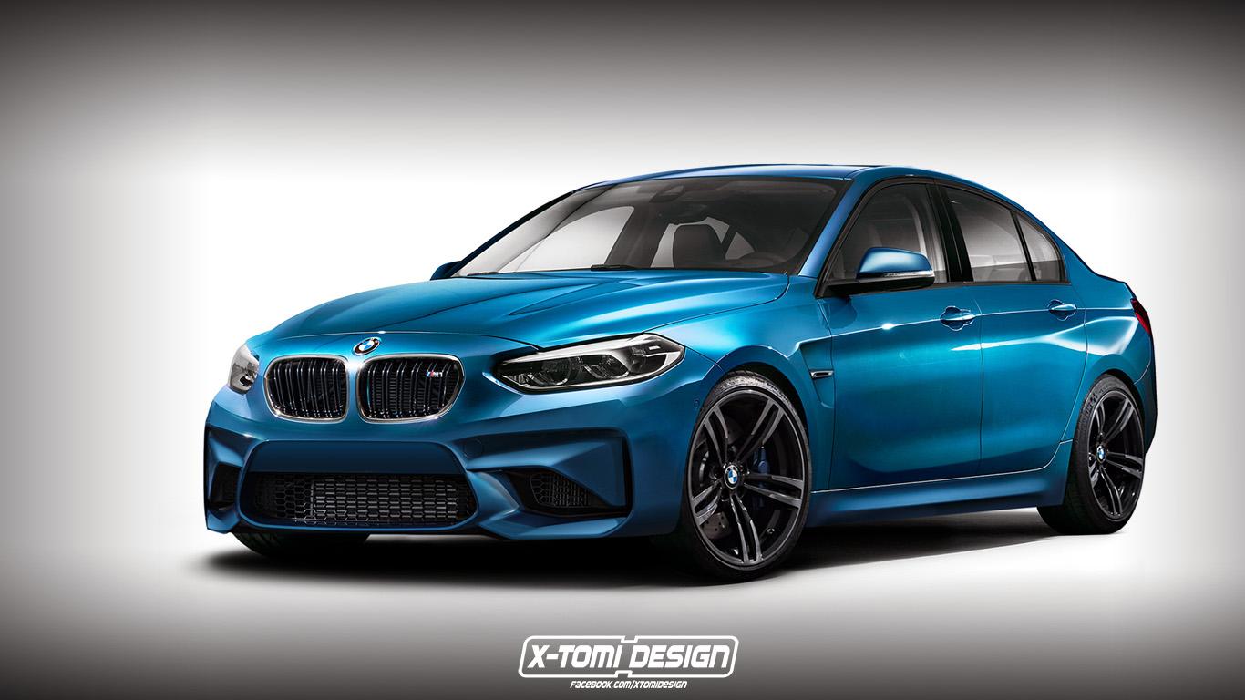 X Tomi Design Bmw M1 Sedan