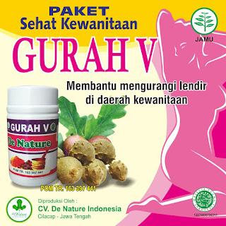 obat gurah miss v De Nature di Aceh Barat Daya
