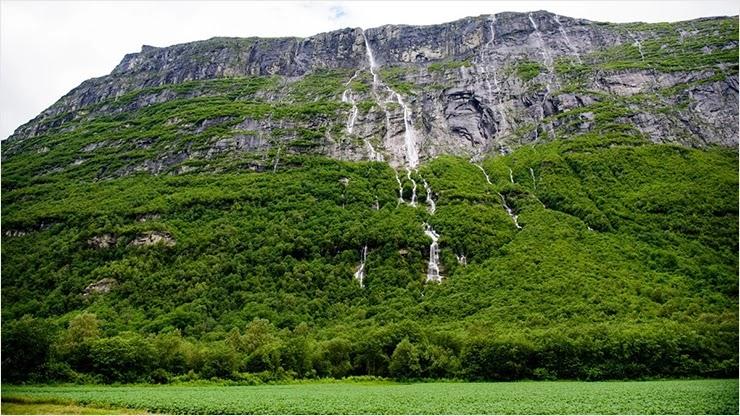 Какой водопад самый высокий