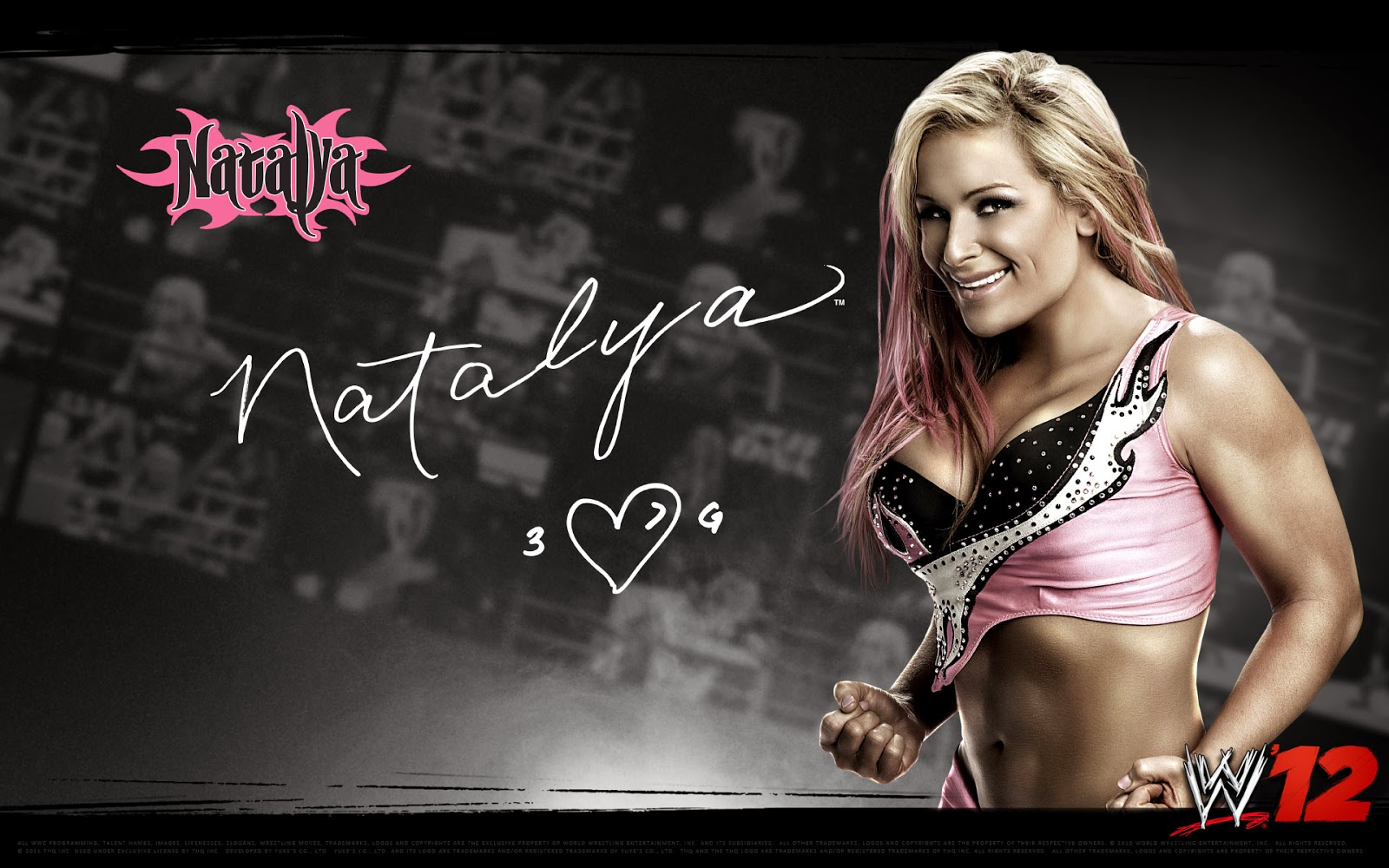 Wwe superstars and all wwe 2014 wrestlers hd wallpapers - Wwe divas wallpapers ...