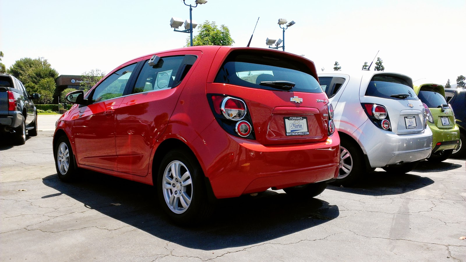 East-West Brothers Garage: Test Drive: 2013 Chevrolet Sonic LT Turbo