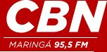 Rádio CBN FM 95,5 de Maringá PR