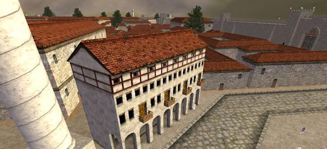 Relaciones de vecindad y Derecho romano