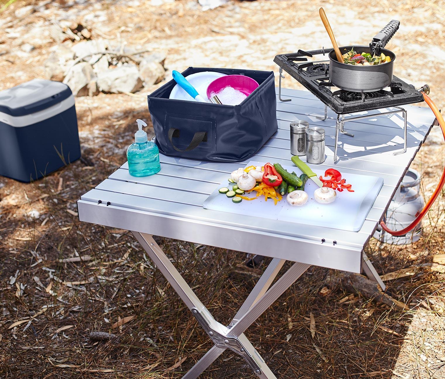 Piknik kancasını doğru şekilde bağlama. seçenekleri