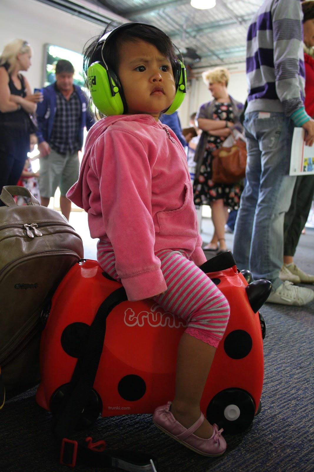 Trunki Koper Lucu Untuk Si Kecil Traveling Precils