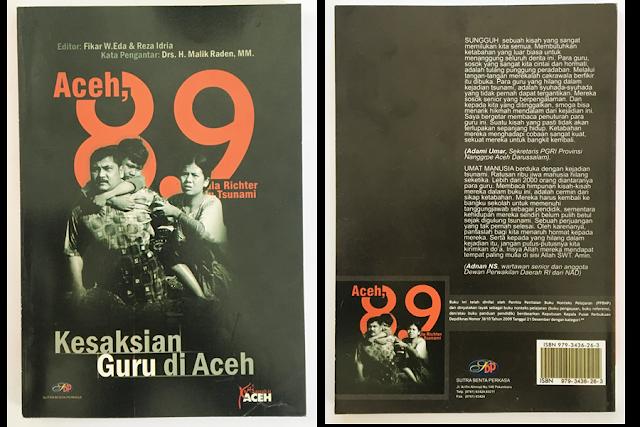 8,9 Skala Richter.. Kesaksian Guru di Aceh