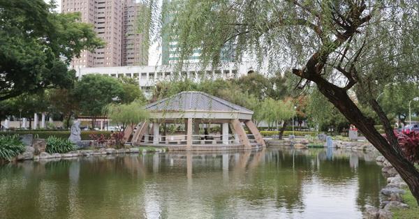 台中北屯兒童公園、台中市立圖書館大墩兒童館、台中十大亮點公園