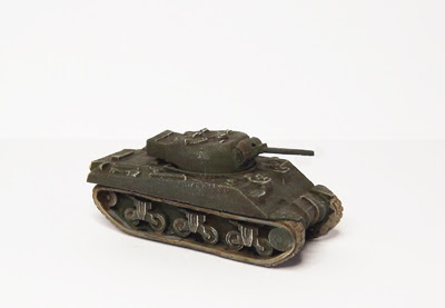 BR181    M4A4 Sherman, 75mm with turret back box