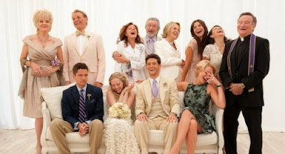 REVIEW : The Big Wedding