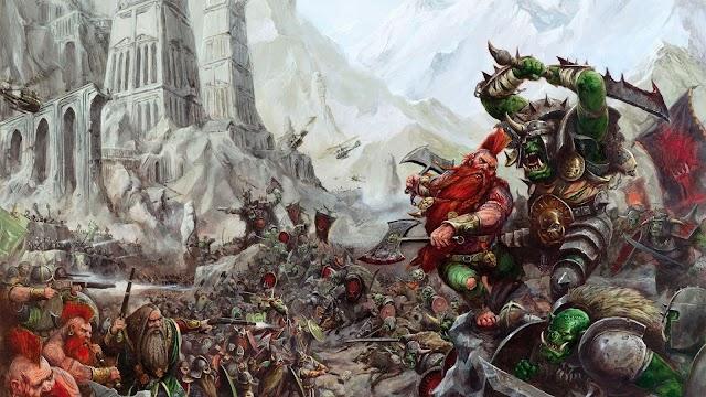 Destruction Grand Alliance: Orcs and Goblins Up Next