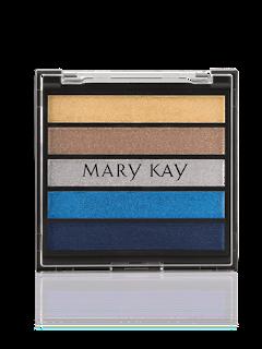 Quinteto de Sombra Mary Kay Lançamento 2017