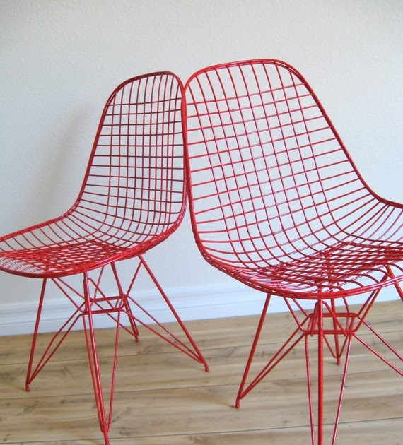 My Favorite Things Wire And Lounge Chairs