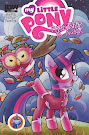 My Little Pony Friendship is Magic #14 Comic Cover Larry