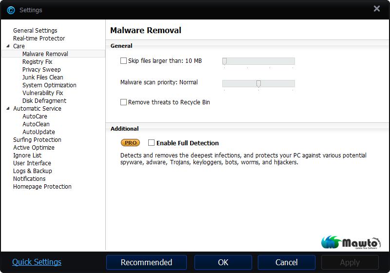 วิธีใช้ Advanced SystemCare ฉบับ Mawto ใช้อย่างไรไม่ให้เกิดปัญหา มาดูกันครับ
