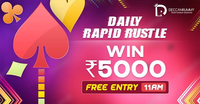 Rapid Rustle