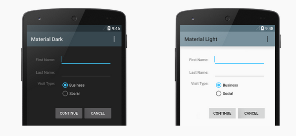 Material Design - Android L